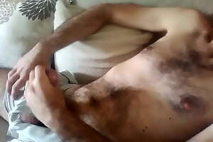Masturbating while my wife is out