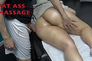 Big Booty Sensual Massage in Hidden Cam Spanking Fingering and Cumming