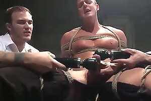 Ivan Gregory Muscled Jewel Thief Has His Uncut Cock Edged With The Mouth Of Anubis