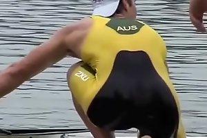 rowing stud semierection in public