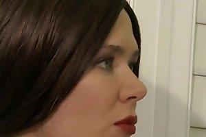 Jenni Becomes the Office Bimbo Transformation Fetish