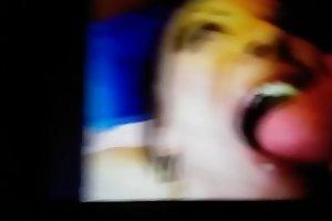 girl blasts her friend with fart-cum