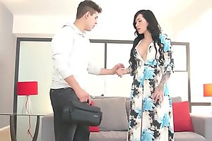 Axxxteca Fake Casting of Hot colombian slut Johanna Gonzalez