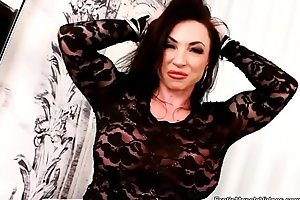 Superior Erotic Muscle Goddess flexes your fetishes and erupts in massive orgasm!