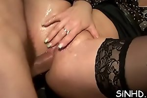 Naughty and moist group-sex