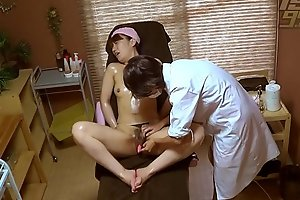 GoGo Massage: She's porn video  Reluctant to Cum from a Toy