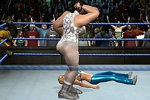 title wrestling
