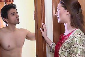Landlady torments young tenant Niks Indian