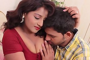 Sexy aunty 1st night romance with spouse ally
