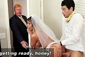 BANGBROS - MILF Better half Brooklyn Run after Gets Fucked Forwards delete be beneficial to one's tether Deception Son!
