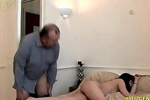 Latina Teens Help Samuel to Cum