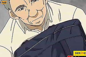 Hentai Uncensored   Sex After School Is Still A Pleasure   Hentai Anime