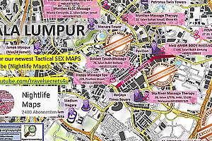 Kuala Lumpur, Malaysia, Sex Map, Street Prostitution Map, Massage Parlours, Brothels, Whores, Escort, Callgirls, Bordell, Freelancer, Streetworker, Prostitutes
