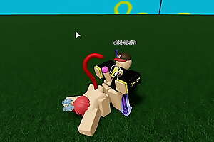 Absolute Chad fucked a NEKO in ROBLOX