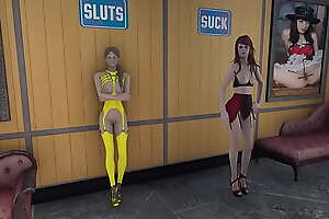 Fallout 4 Whorehouse and beauties